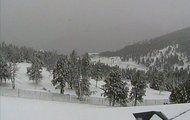 Por fin... ¡Nieve!