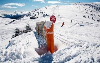 La Molina baja su forfait a precio de Pirineo francés
