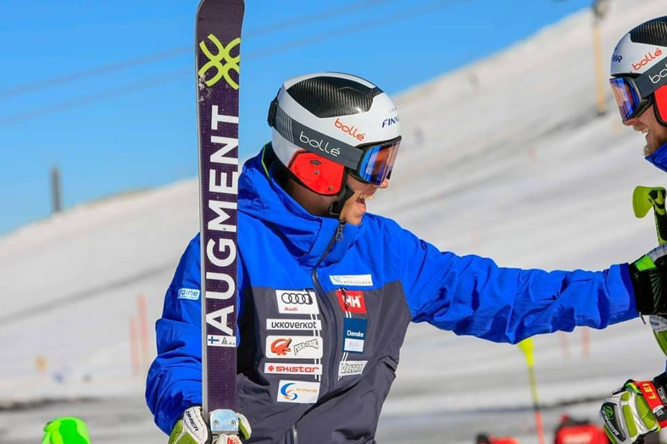 Augment Skis