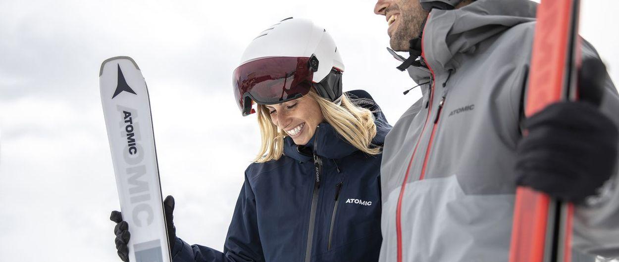 Las mejores novedades de Atomic para la temporada de esquí 2019-2020