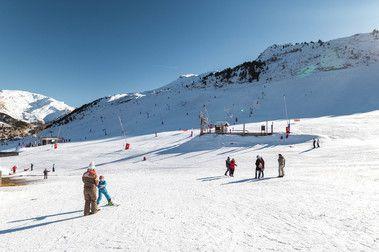 Precioso inicio de temporada en el Valle del Aragón