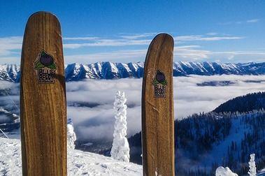Blueberry Yari. Los mejores esquís de freeride (para mi)