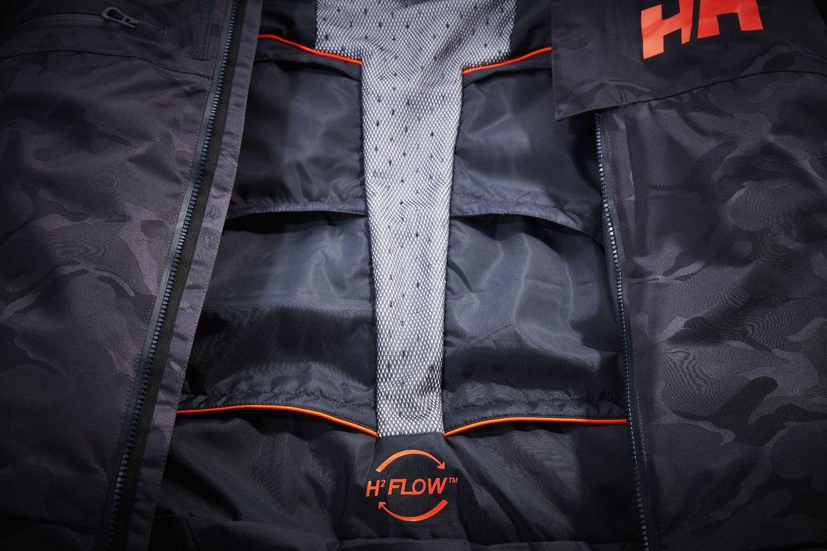 Garibaldi Jacket de HH