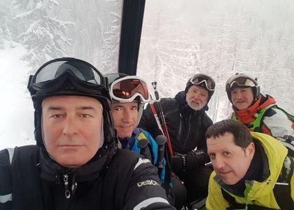 Dolomitas Enero 2018