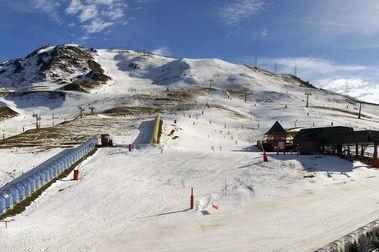 Baqueira Beret baja a 15 kilómetros de esquí para el Puente