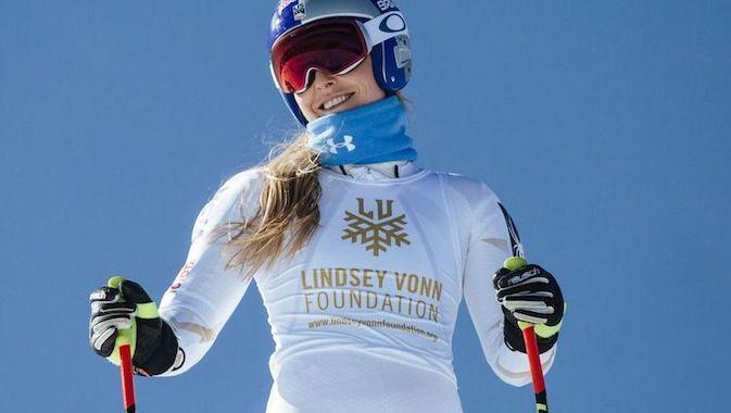 Lindsey Vonn correrá una temporada más tras su lesión