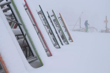 Casi 250 km de pistas para esquiar en el Pirineo de Huesca y Teruel