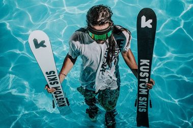 Colección Kustom Skis 2020/2021
