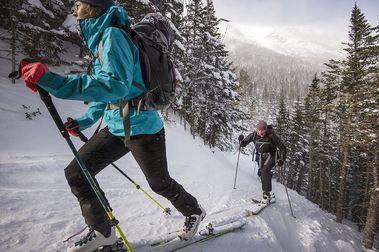 Nueva colección de esquís de montaña de Decathlon