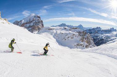 Italia reiniciará la temporada de esquí el 7 de enero de 2021