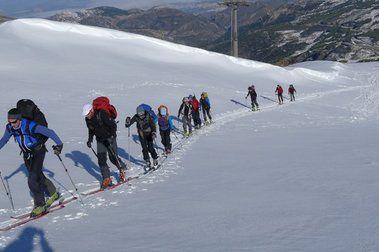VII Trofeo  Sol y Nieve de Esquí de Montaña