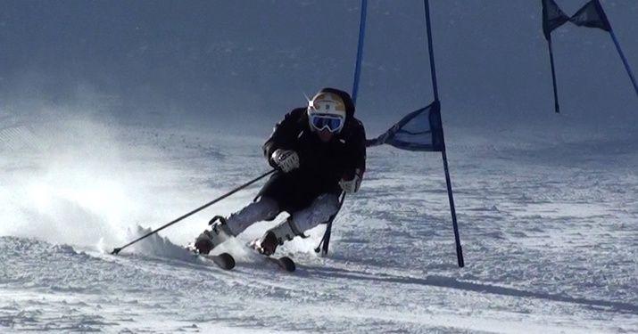 Razones para probar la competición de esquí