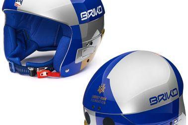 """Briko Vulcano """"RB LVF FIS 6.8"""": El casco de Lindsey Vonn"""