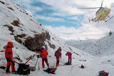 Fallece un snowboarder de 23 años practicando fuera pista en la Cerdanya