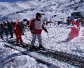 Ferrovial y Fundación Adecco organizan dos semanas de esquí adaptado