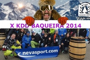 Información X Kedada Nevasport 2014 en Baqueira Beret