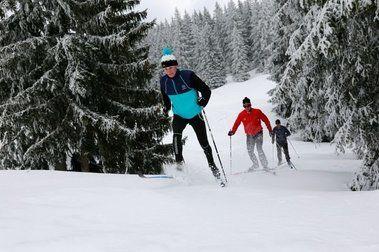 Una oportunidad sencilla para probar el esquí nórdico con Rossignol