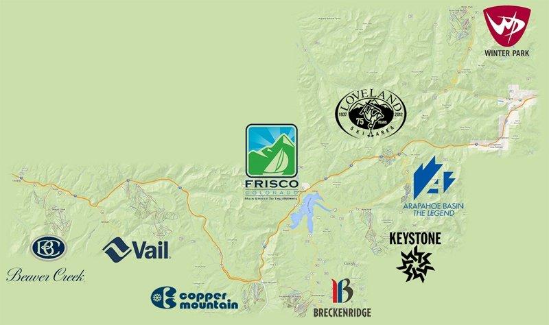 Viaje por Colorado del Canary Snow Team