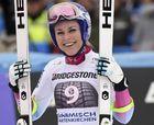 Doble triunfo de Vonn en Garmisch la confirma como favorita para Juegos Olímpicos