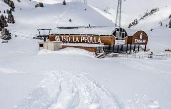 Baqueira acogerá a los esquiadores afectados por la avería en Espot
