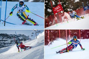 Seis participantes españoles en los Mundiales de esquí alpino de Cortina d'Ampezzo