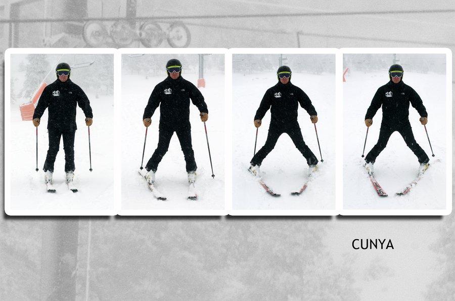 Aprendiendo a esquiar desde 1 (2)