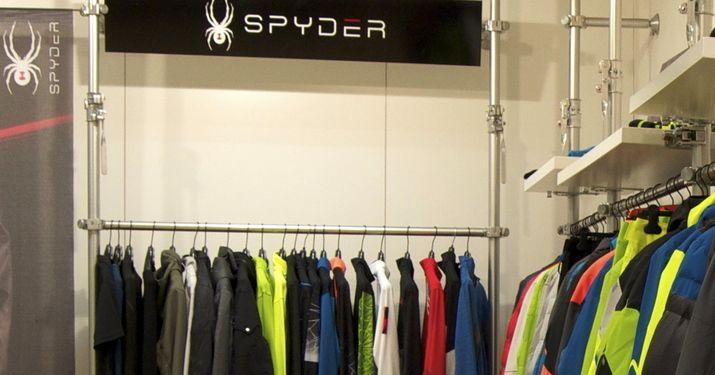 Novedades Spyder 2015-16, ¡nuevo logo!