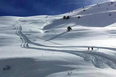 Porté-Puymorens amplía su dominio esquiable hacia la zona del Baladrà