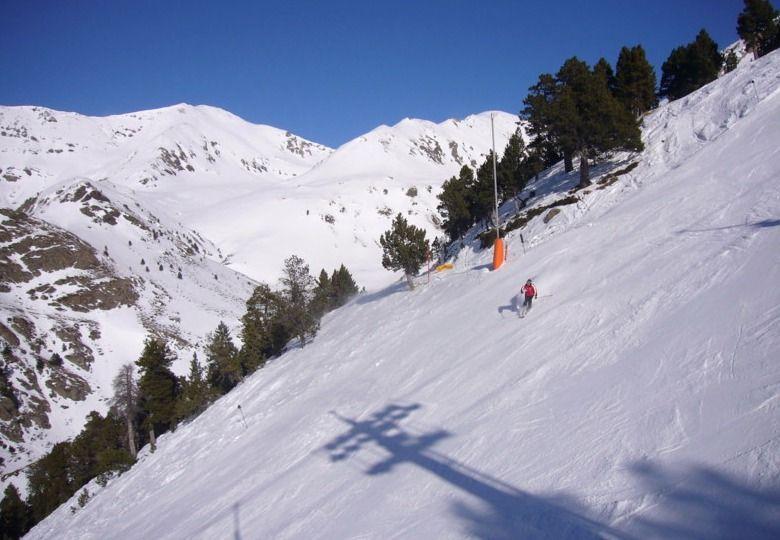 Vall de Núria, un pequeño paraíso enclavado en un profundo valle