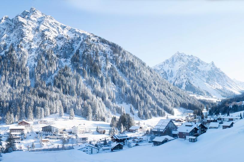 Vorarlberg gargellen