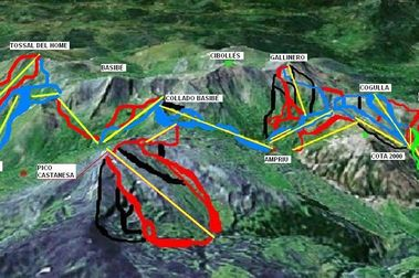 Comienzan los trabajos de ampliación de la estación de esquí de Cerler
