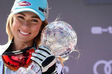 Mikaela Shiffrin anuncia su posible 'regreso' a la Copa del Mundo de esquí