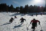 Segunda Maratón de esquí adaptado en La Molina