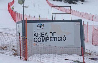Espot acoge los campeonatos de España de esquí alpino
