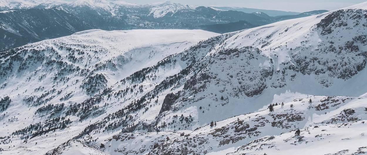 El Pirineo de Lleida cierra su temporada de esquí 2020-2021