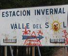 La estación Burgalesa Valle del Sol necesita reparaciones urgentes.