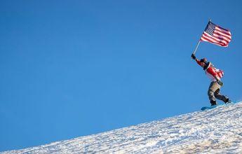 Estados Unidos cierra la temporada rozando los 60 millones de días de esquí