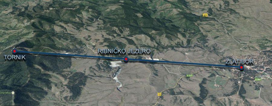 Trayecto Gold Zlatibor