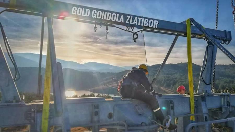 Gold Zlatibor Gondola
