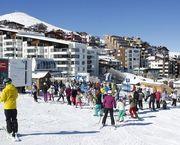 Centros de ski se preparan para la temporada de nieve 2021