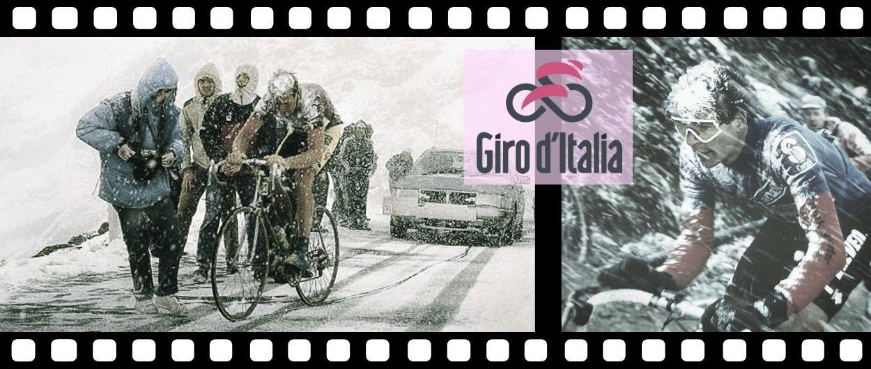 Giro d'Italia y esquí: ¿conexión intimissima?