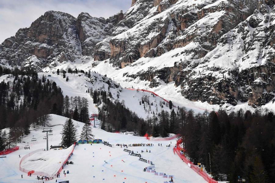 Slálom paralelo de Cortina d'Ampezzo
