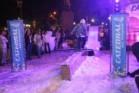 ¡¡ Y nevó en Buenos Aires !!