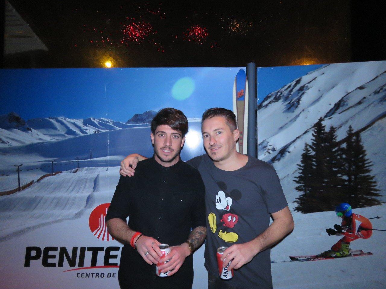 Penitentes presentó su temporada 2.016