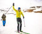 Lars Erik Skjervheim marca un nuevo record de esquí de montaña