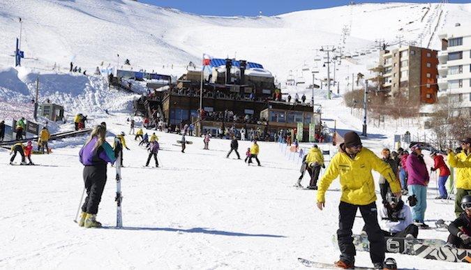 Gran Sábado de esquí en La Parva