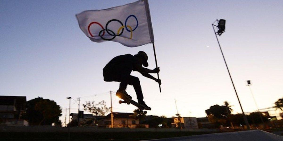 skateboard olimpico