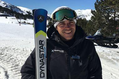 Jordi Pujol se incorpora como nuevo coordinador de Copa de Europa de esquí femenino