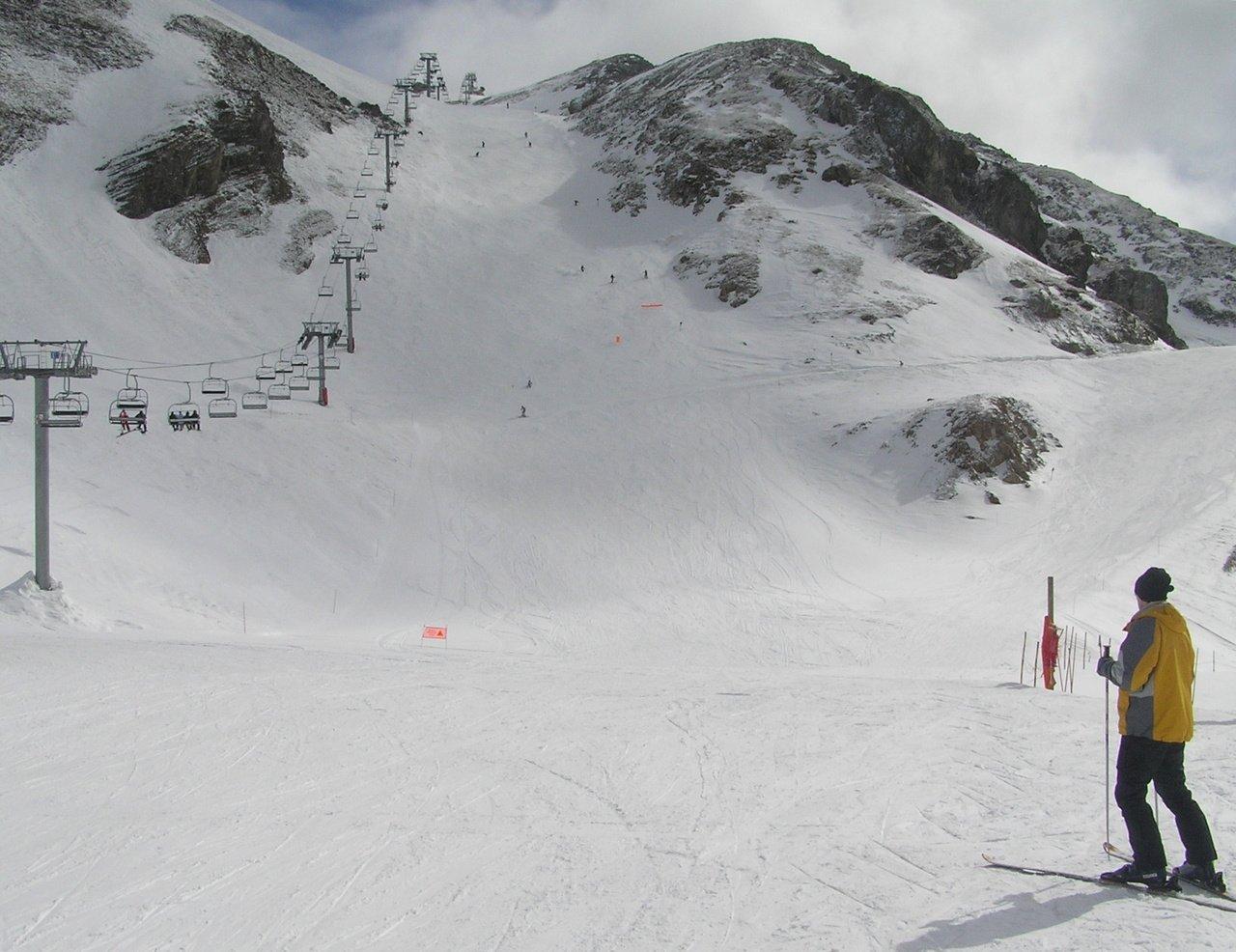 Pistas míticas - Diable (Les 2 Alps)