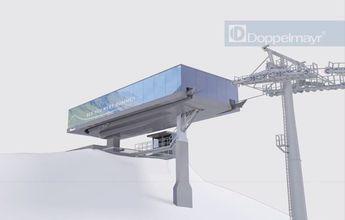 Zillertal-Hochfügen instala el telesilla más cómodo del mundo